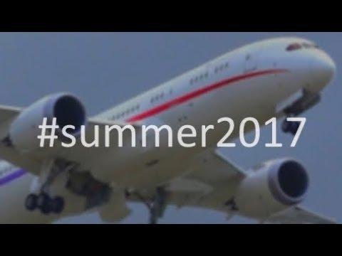 Highlights - Summer 2017 @ Belgrade Airport