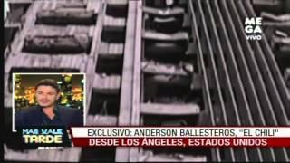 Repeat youtube video Anderson Ballesteros explica su visión sobre el