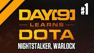 Dota 2 w/ Purge - Nightstalker, Warlock Offlane P2