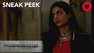 Shadowhunters   Season 2, Episode 4 Sneak Peek: Izzy and Lydia   Freeform
