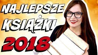 NAJLEPSZE książki 2018!