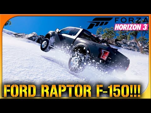 FORD RAPTOR F-150 | TOP 20 | FORZA HORIZON 3 #209 | DEWRON