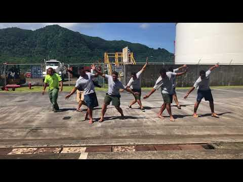 National Park of American Samoa Employees Dance