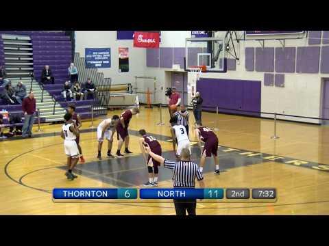 Nashua North vs Thornton Academy BOYS BB FINAL 12/29/18