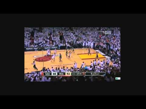 Federico Buffa Flavio Tranquillo   Nba Finals Game 7 Heat vs Spurs Ultimi minuti