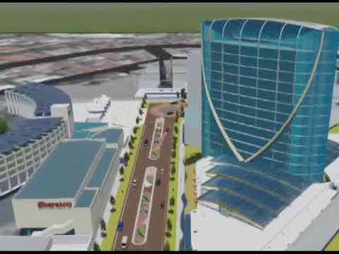 Plaza Presidente, construyendo el futuro de El Salvador / Don Oscar Antonio Safie