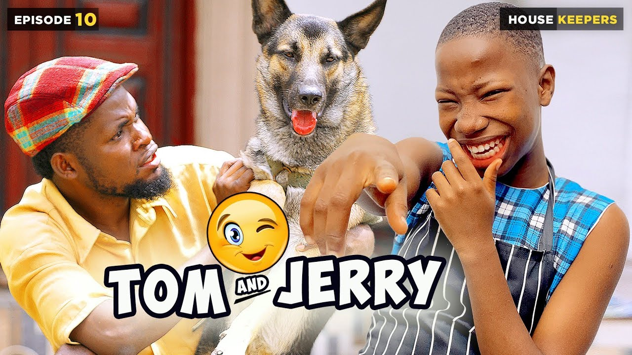 Download TOM AND JERRY  - EPISODE 10 | HOUSE KEEPER  (MARK ANGEL COMEDY)