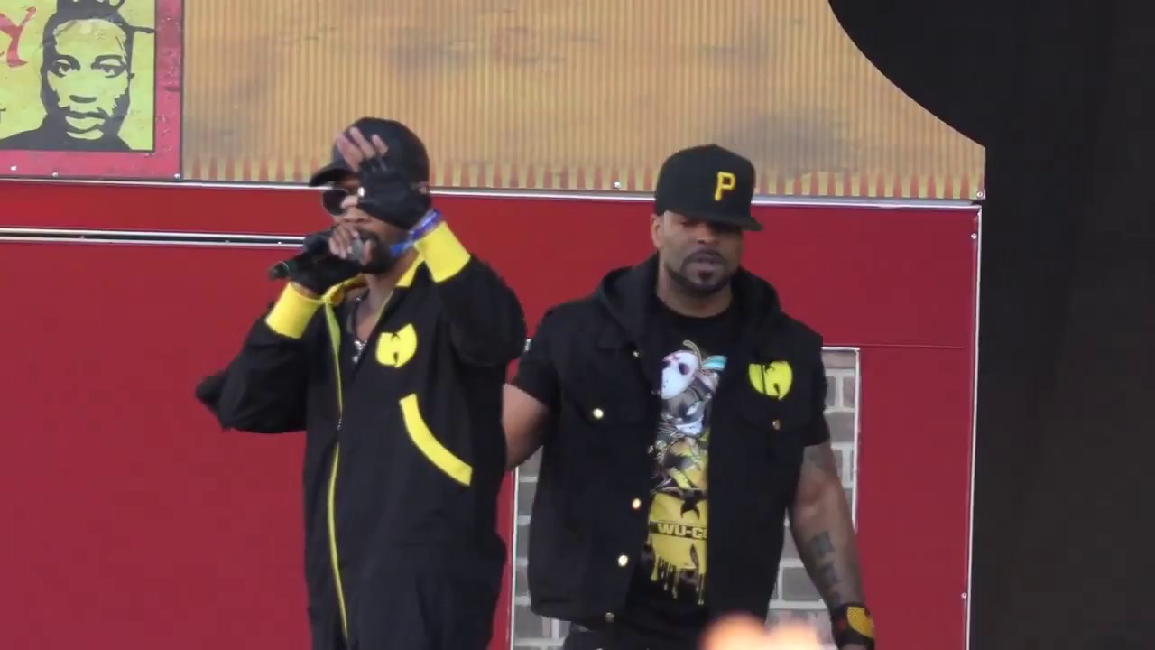 Wu-Tang Clan - Cream Governors Ball 3/06/2017 - YouTube