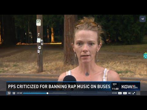 Oregon school district considers rap music ban
