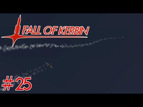 KSP Fall Of Kerbin #25 : Crimson Skies