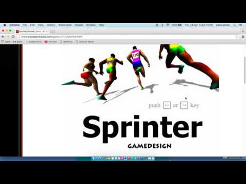 How To Hack Sprinter