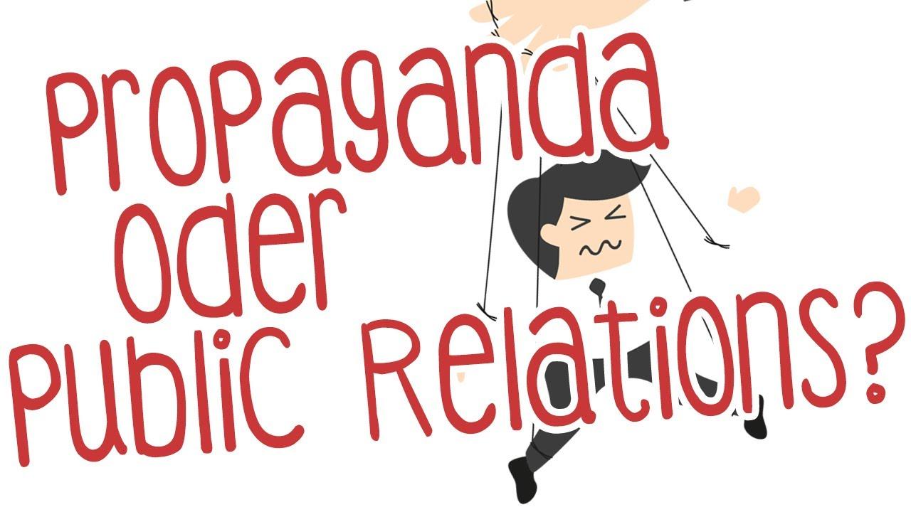 Propaganda oder Public Relations? 5 IDEEN von Edward Bernays über Manipulation und Marketing