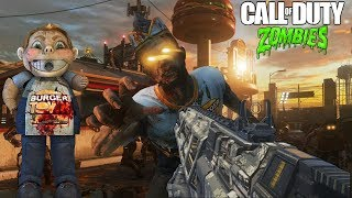 OUTBREAK, INFECTION Y DESCENT EXO ZOMBIES ¿LOS PEORES ZOMBIES? | CALL OF DUTY: ADVANCED WARFARE