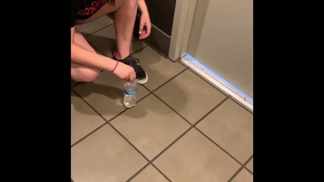 Starbucks bathroom incident (GONE WRONG!!!!) - YouTube