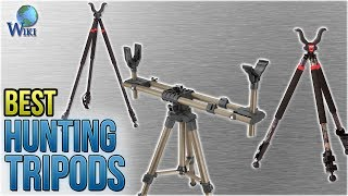 10 Best Hunting Tripods 2018