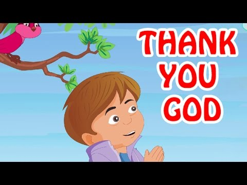 thanksgiving prayer child