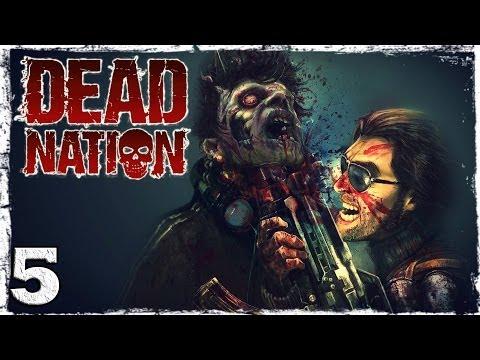 Смотреть прохождение игры [PS4] Dead Nation Apocalypse Edition #5: Нулевой пациент.