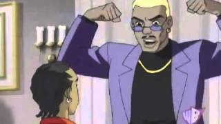 "Static Shock - Lil Romeo In ""Romeo In The Mix"""