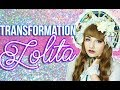 Le retour aux sources Loliesques - Transformation en Classical Lolita - Devilinspired