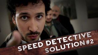SPEED DETECTIVE -  Qui a volé les bijoux de Mr Ronflons ? [SOLUTION]