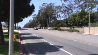 Huntington Beach Police and CHP respond to accident code 3