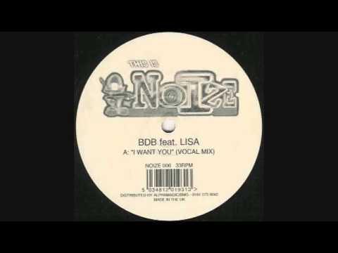 BDB Feat. Lisa - I Want You (Vocal Mix)
