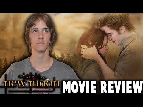 The Twilight Saga: New Moon (2009) - Movie Review