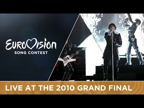 maNga - We Could Be The Same (Turkey) Live 2010 Eurovision Song Contest