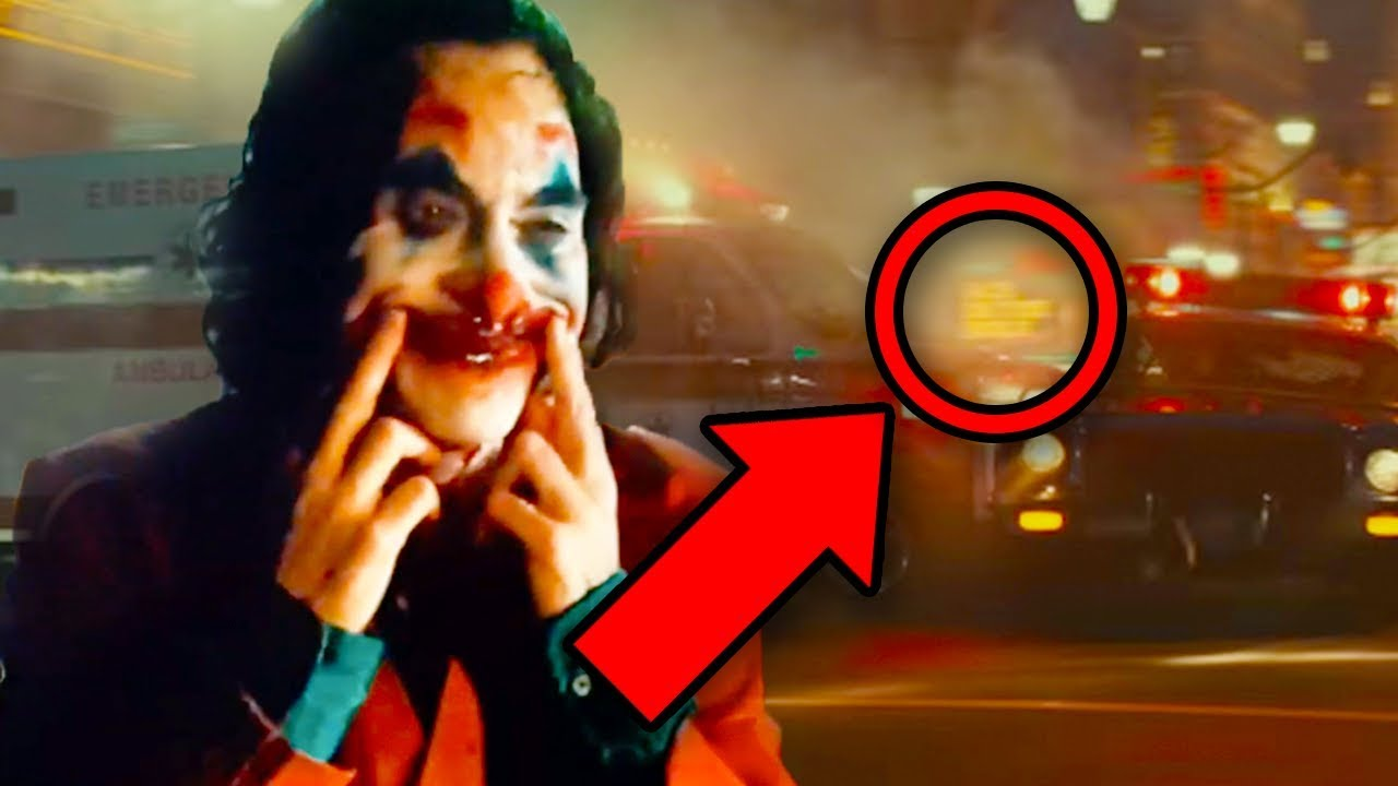 JOKER Full Movie Breakdown! Easter Eggs You Missed! image