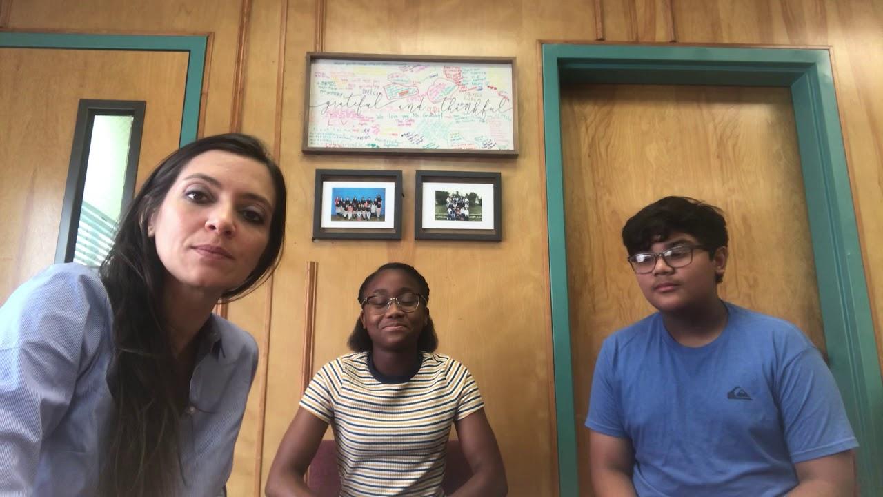 Student Interviews!!