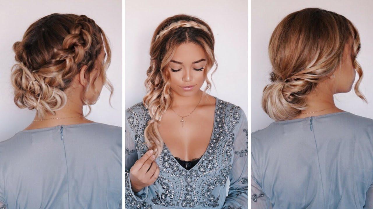 3 pinterest worthy hairstyles for the holiday season   foxy locks   ashley