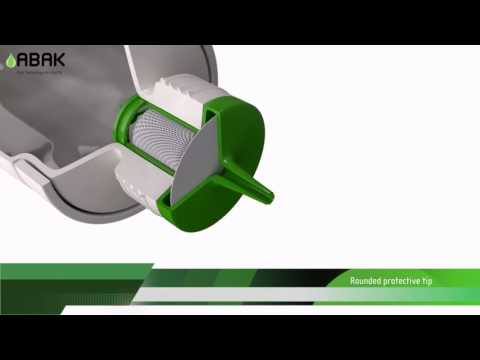 Sistema ABAK: envase de alta tecnología y seguridad
