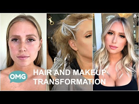 THIS MAKEOVER SHOCKED HER! - Makeup and Hair Transformation! thumbnail