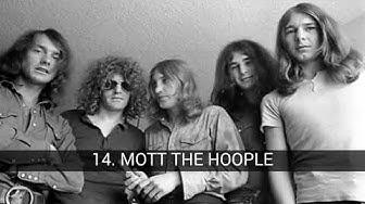 De grands groupes de rock oublié