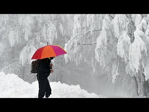 Heavy Snows Across all Continents in the  Northern Hemisphere, Media Silent (553)