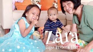 Princess Elsa Terima Raport di Sekolah 😍😍😍 Hasil Raport Zara di Sekolah