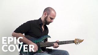 Epic Cover | Epic Soul Factory - Hero Memories (Guitar Version by Claudio Pietronik)