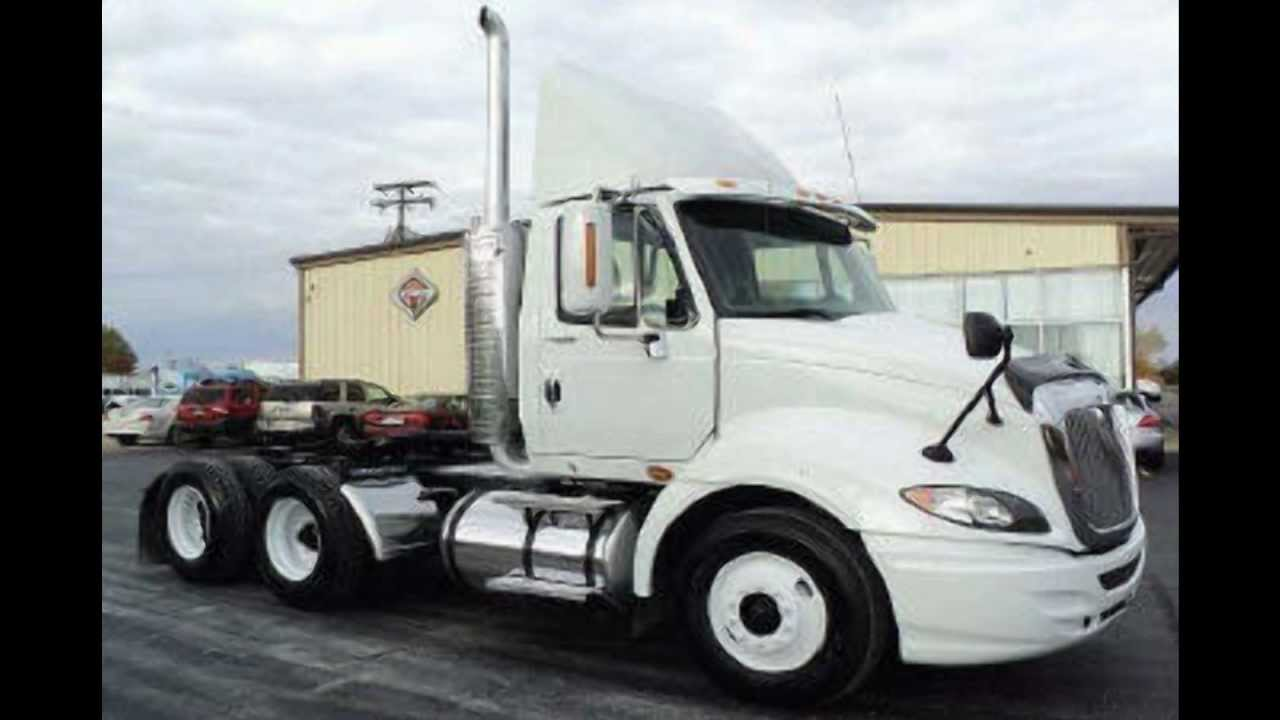 used international prostar semi trucks for sale in ohio youtube. Black Bedroom Furniture Sets. Home Design Ideas