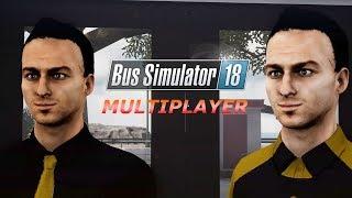 Bus Simulator 2018 MULTIPLAYER