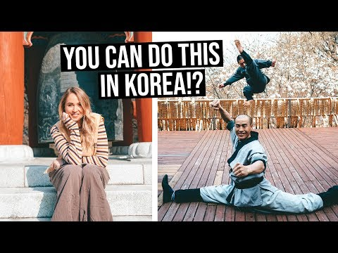 Korea Travel Vlog | Living with Monks in a Temple