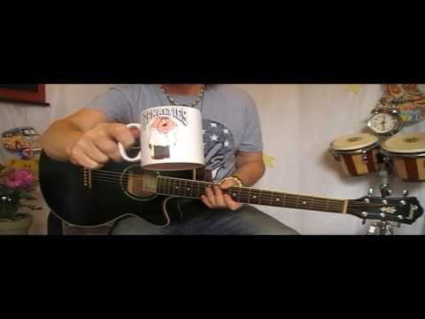 Hold On by Richard Ashcroft cover and guitar lesson