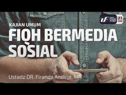 Kajian Umum : Fiqh Bermedia Sosial - Ustadz Dr. Firanda Andirja, Lc, M.A. Mp3