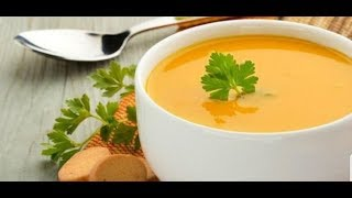 Make Delicious Potato & Carrot Soup At Home | 5 Minute Kids Meal | Healthy I