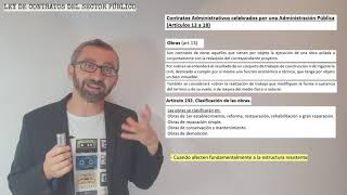 Ley de Contratos del Sector Público  9/2017  1a parte