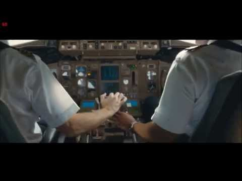 Cockpit  Take off  Departure s UNITED 93 HD