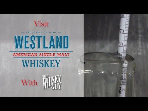 Distillery Tours - Westland Whiskey in Seattle, WA