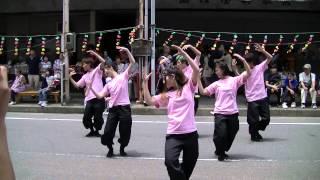 福井大学よっしゃこい2013年度演舞曲「夢光咲」と書いて「むこうへ」の...
