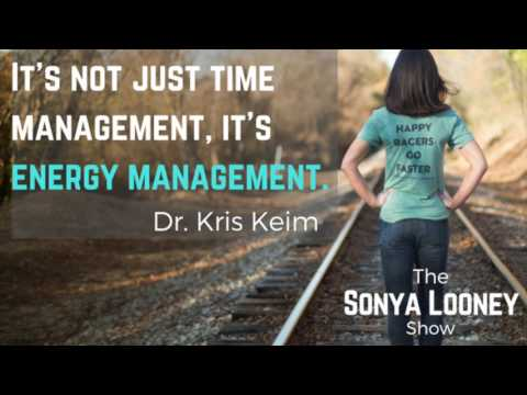 Sports Psychologist Dr. Kristin Keim | Podcast Episode 1 | Sonya Looney Show