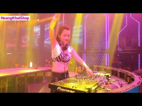 Nonstop 2018 - DJ Trang Moon Mới nhất - Cực Mạnh Cực Sôi Động Cực Hót