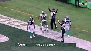 All of Robby Anderson's 2017 Touchdowns